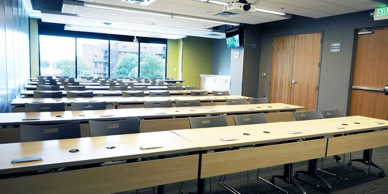 Mountain West Dental Institute (MWDI) Auditorium B
