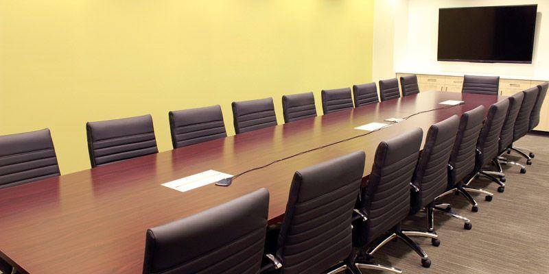 Mountain West Dental Institute (MWDI) Executive Board Room