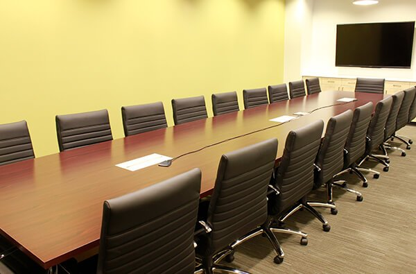 Mountain West Institute (MWI) Executive Board Room