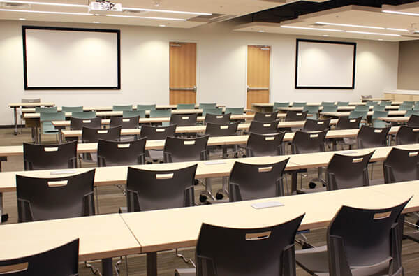 Mountain West Dental Institute (MWDI) Auditoriums A & B Combined