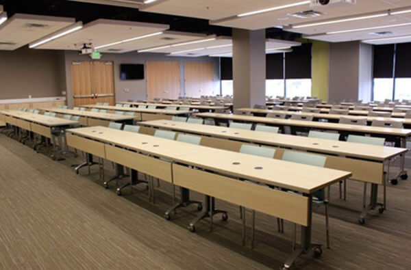 Mountain West Institute (MWI) Auditorium A & B Combined