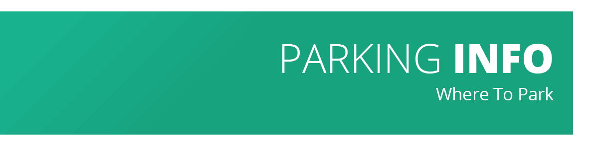 Parking Info- Where to Park
