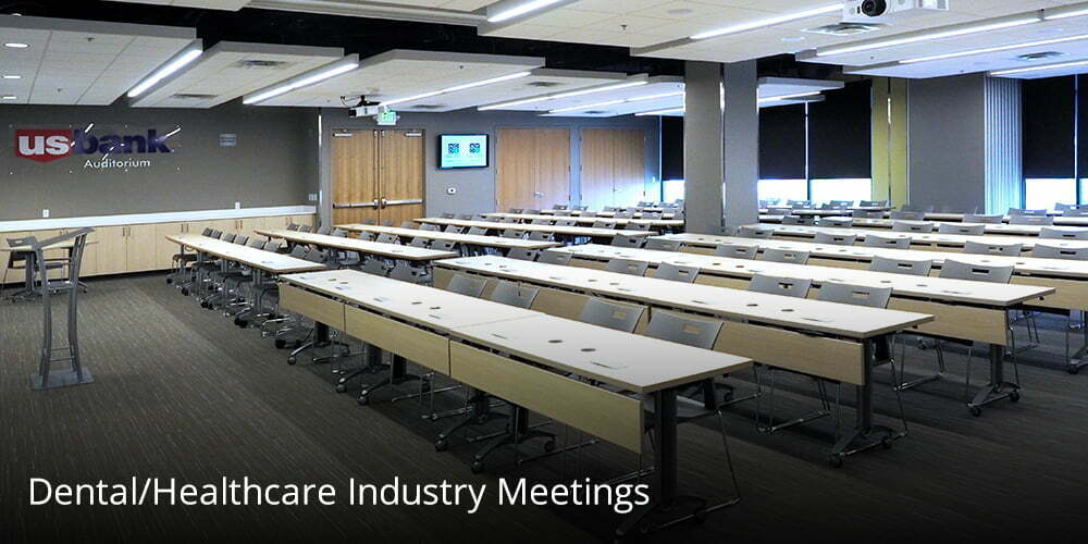 Dental/Healthcare Industry Meetings