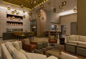 Grand Hyatt Denver lobby