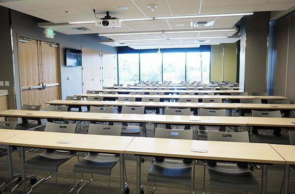 Mountain West Institute (MWI) Auditorium A