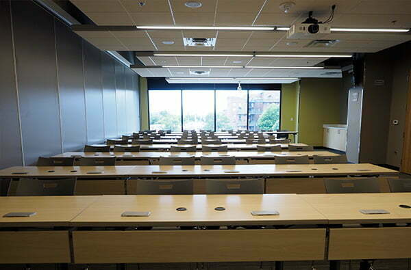 Mountain West Institute (MWI) Auditorium B